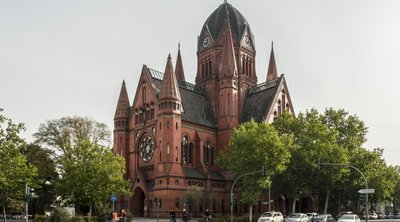 Heilig-Kreuz-Kirche Berlin