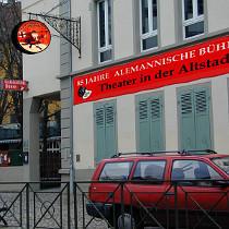 Veranstaltungsort: Alemannische Bühne