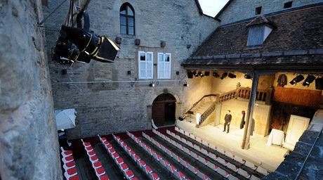 Toppler Theater im Reichsstadtmuseum