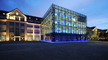 Zentrum für Kunst und Medien (ZKM)