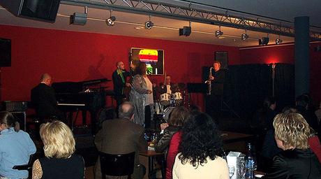 Jazzclub Cave´61