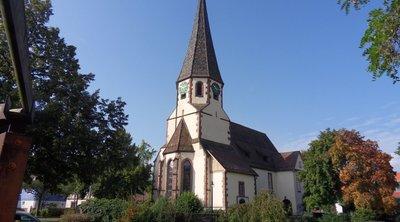 Markuskirche Althengstett