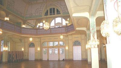 Jugendstilfesthalle Philippsburg